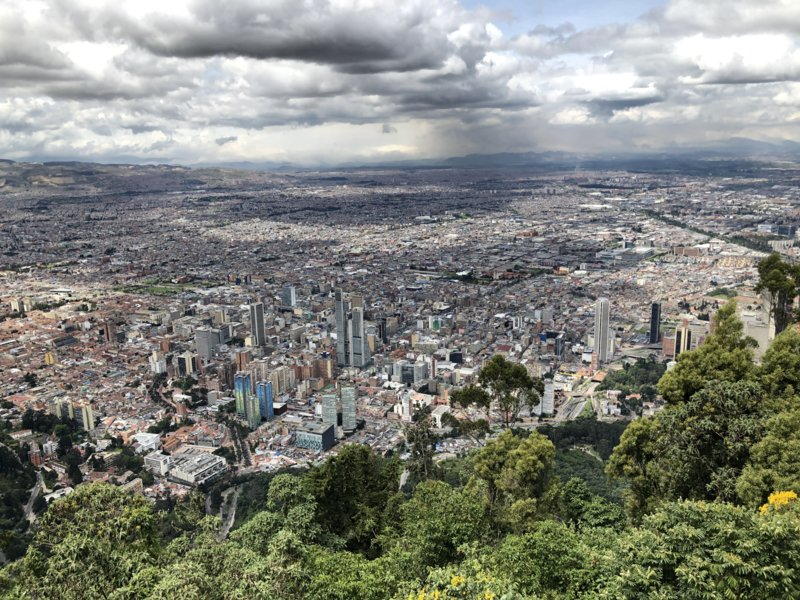 Bogota Colombie - CEVIED