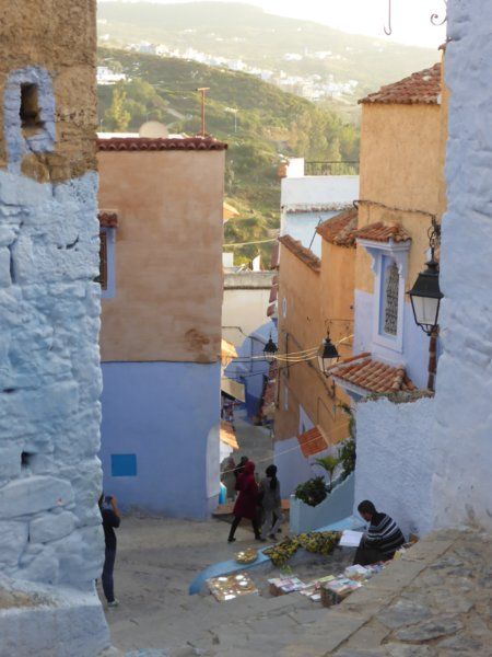 Chefchaouen Maroc - CEVIED