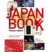 """Japan Book"" de Véronique Durruty et Jean-Luc Toula-Breysse"