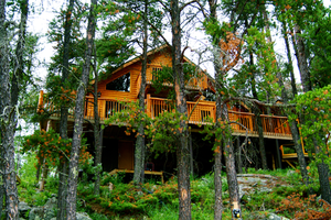 Ecolodge du Falcon Trails Resort, High Lake - Manitoba, Canada