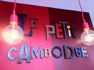 "Restaurant ""Le Petit Cambodge"" à Paris"
